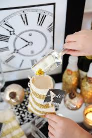 diy confetti bar perfect for new year u0027s eve fun and wedding