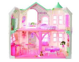 barbie dreamhouse through the decades