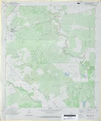 Grapevine Map Texas Topographic Maps Perry Castañeda Map Collection Ut