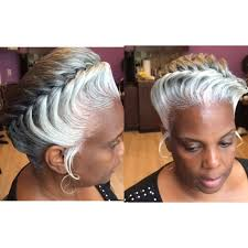 african american hairstyles for grey hair protective hairstyles for white hair hair
