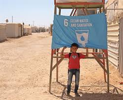 What Does The Un Flag Symbolize Human Rights Un Water