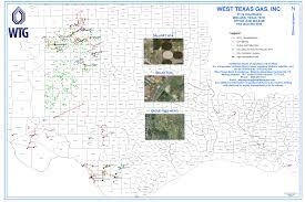Writing Maps Maps West Texas Gas