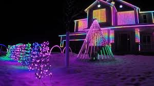 trista lights 2015 christmas light show featured on abc u0027s the