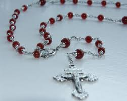 rosaries for sale wire wrap gemstone rosaries for sale catholic of thule