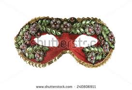 masquerade mask isolated stock images royalty free images