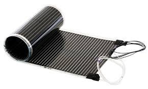 quietwarmth heating film for click together floors 1 5 u0027 x 5 u0027 120v