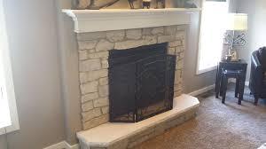 fox valley masonry stone u0026 brick fireplace installation u0026 repair