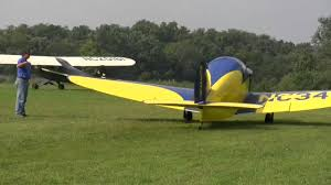 twin culver cadets taxi and takeoff youtube