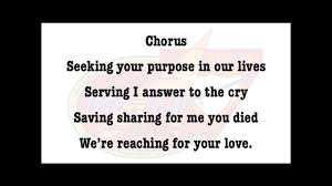 Seeking Theme Song Seek Serve Save Pathfinder Coree Theme Song 2015