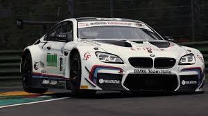 bmw m6 modified bmw m6 gt3 gtlm bmw motorsport