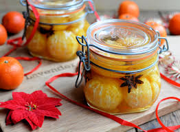 Edible Gifts Edible Gifts For Giving Spiced Brandy Soused Clementines