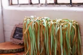 ribbon wands wedding diy ribbon wands gold and bloom