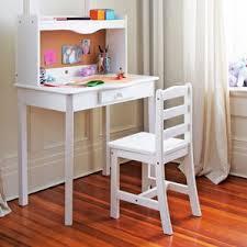 Cream Desk With Hutch Kids U0027 Desks
