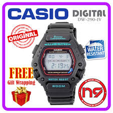 Jam Tangan Casio Dw 290 casio dw 290 1v diving digital sport end 6 25 2020 1 59 am