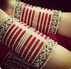 wedding chura 134 best indian wedding chura and kalire images on