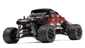 rc monster jam trucks exceed rc mini madbeast 1 18 scale electric monster truck ready to