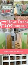 Fun Diy Home Decor Ideas by Fun Home Decor Ideas Home Design Ideas
