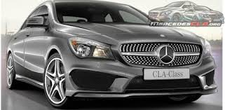 official mercedes benz cla paint color options avaialble