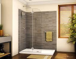 bathroom glass shower ideas 5 cutting edge glass shower door ideas nationwide supply and