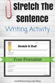 14 best slp sentence expansion freebies images on pinterest