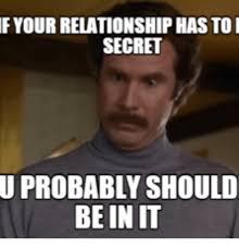 Meme Secret - 25 best memes about my secret relationship my secret