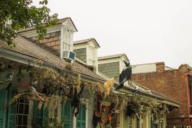 new orleans halloween houses decorated for halloween in new orleans fall is truly the