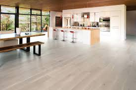 Laminate Bedroom Flooring Engineered Parquet Flooring Glued White Oak Matte Snowdrift Light