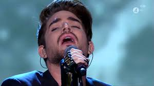 adam lambert another lonely night sweden idol 1080 hd youtube