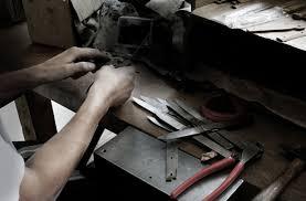 couteau couteaux de poche de cuisine et de table perceval