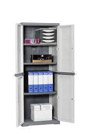 armadietto resina armadietto mobile per esterno ed interno in resina con ripiani