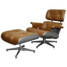 Plaid Chair And Ottoman by Modern Lounge Chairs Allmodern