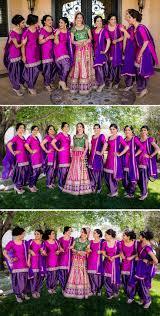 punjabi wedding mint and coral theme punjabibride bridesmaids