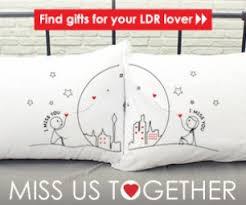 Long Distance Pillow Lights Up Long Distance Relationship Gifts 2017 Modern Love Long Distance
