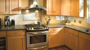 kitchen cabinets honey stained kitchen cabinets alluring kitchen