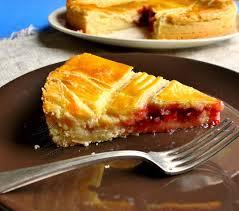 recette de cuisine gateau gâteau basque recette et origine du gâteau basque il était une