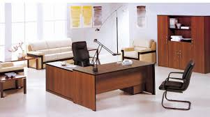 Wooden Office Table Design Trendy Decorating Ideas For Small Office With Classic Wooden
