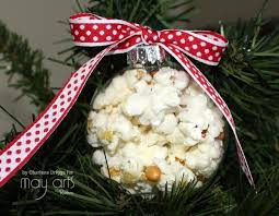 popcorn ornament may arts wholesale ribbon company