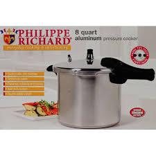 best black friday online deals for pressure cookers philippe richard 8 quart pressure cooker aluminum walmart com