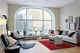 20 sumptuous living room designs with arched windows rilane