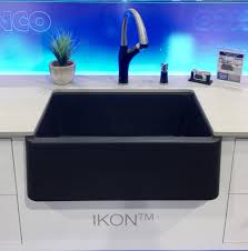 blanco ikon apron sink must have new products from top knobs blanco s 2016 collection