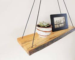 Modern Wall Mounted Shelves Contemporary Shelf Etsy