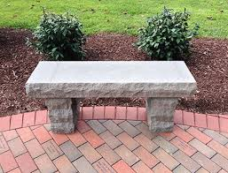 Engraved Benches Engraved Stones And Boulders Valley City Supply
