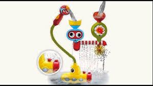 Bathtub Submarine Toy Review Bath Toy Submarine Spray Station Youtube