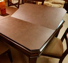 fitted vinyl tablecloths for rectangular tables stunning kitchen table protector pads for dining room rectangle