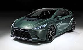 evo mitsubishi mitsubishi evo diesel hybrid future cars from mitsubishi