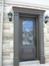 How To Install An Exterior Door Frame Beautiful Front Door Frame Replacement Pictures Apse Co