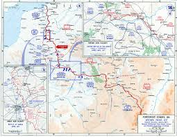 World War One Map by Maps Of The Great War
