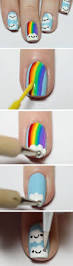 best 25 easy nail art ideas on pinterest easy nail designs