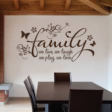 family live new sale family live wall sticker chick
