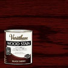 Paint Colors At Home Depot by Zar 1 Qt Merlot Wood Stain 2 Pack 209143 The Home Depot